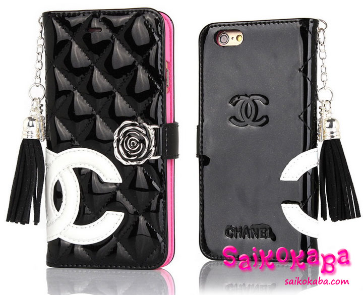 chanel iphone7 plusケース 手帳ケース