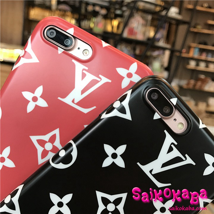 LV Supreme iPhone7 Plus ソフトシェル