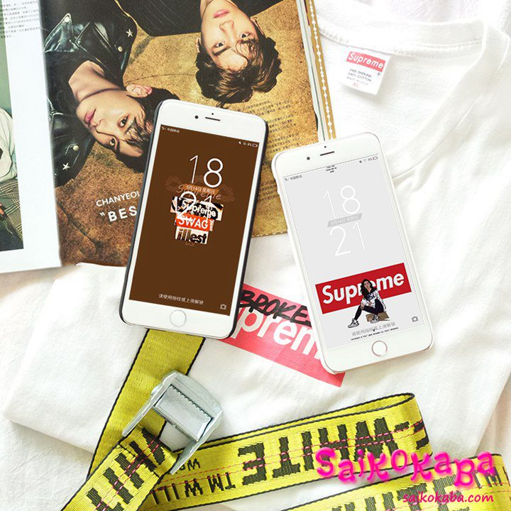 SUPREME IPHONE8 ケース