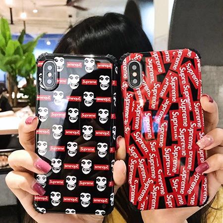 SUPREME 鏡面 iPhoneX ケース ブランド