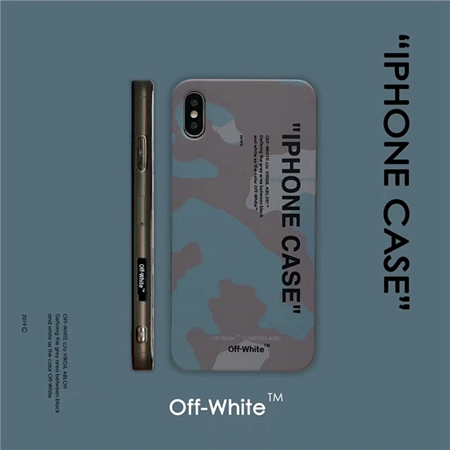 OFF WHITE iPhoneXS MAX/XS/Xr ケース