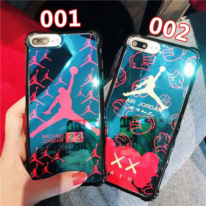 耐衝撃 ジョーダン iPhone8 Plusケース
