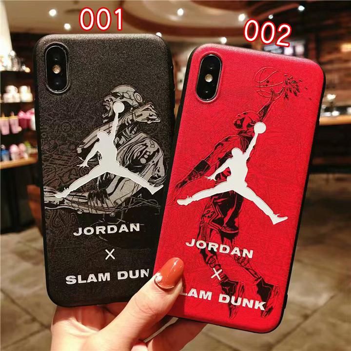 JORDAN スラムダンク iPhoneX ケース