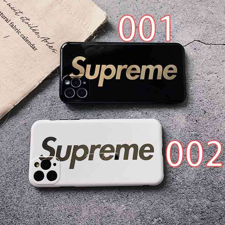 SUPREME LV iPhone11 Pro Max ケース メッキログ